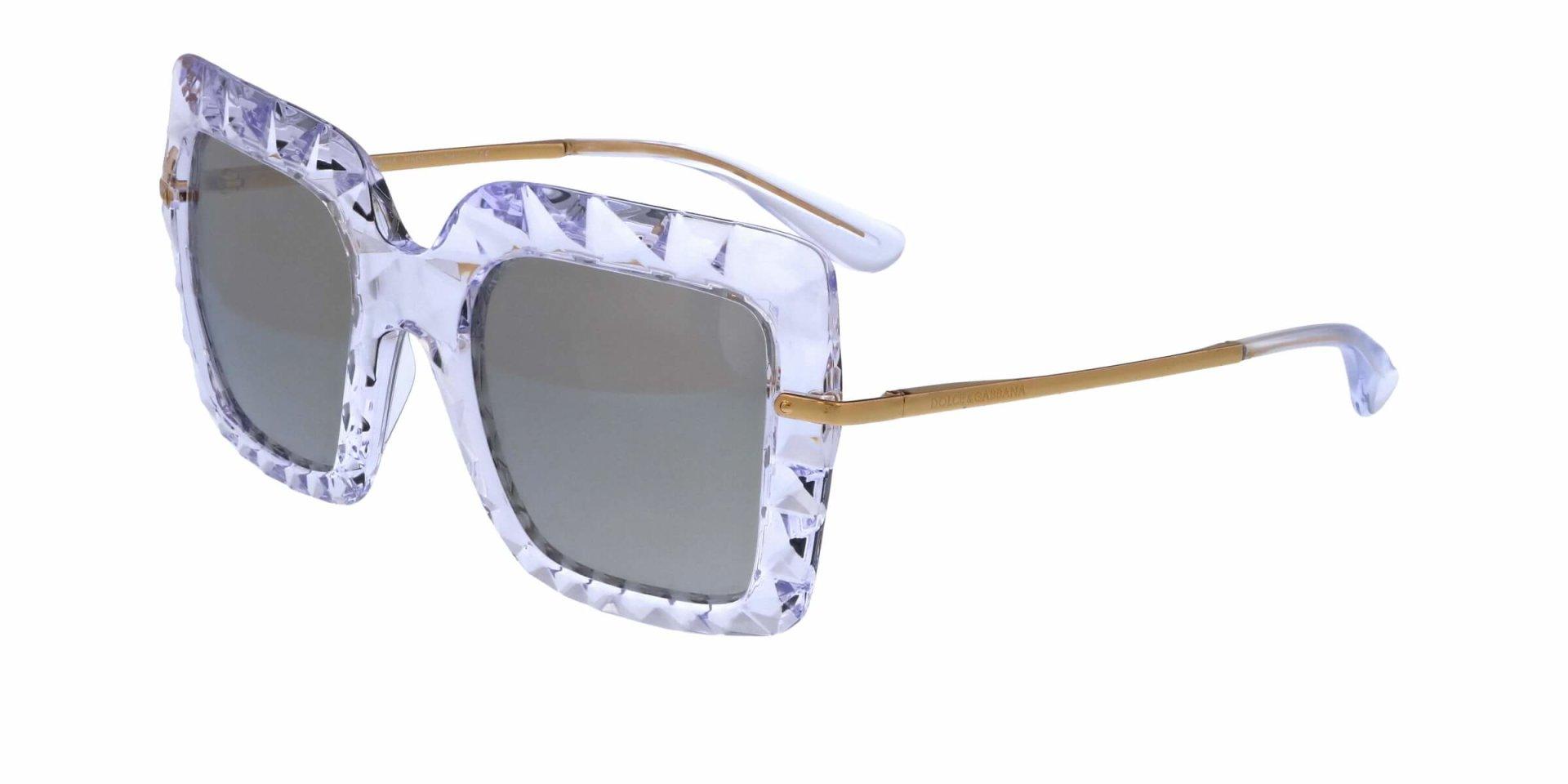 Dolce&Gabbana DG6111 3133/6G Sonnenbrille oigzdeC