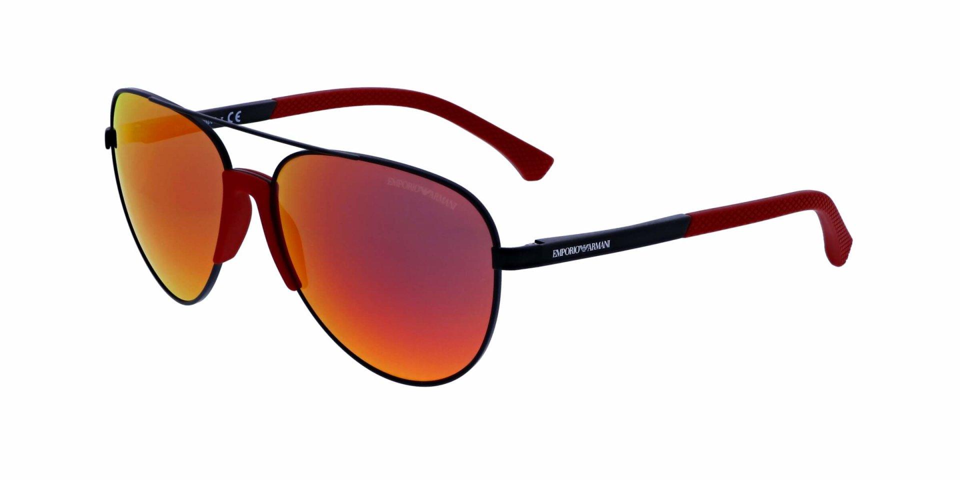 Emporio Armani EA2059 3001/6Q Sonnenbrille ojPesL